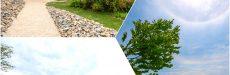 禅と庭のミュージアム 神勝寺 虹色の輪 降臨
