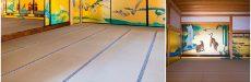 名古屋城 本丸御殿 狩野派障壁画