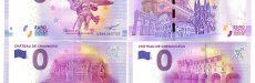【フランス・パリ旅行記 おまけ】0ユーロ紙幣と記念コイン