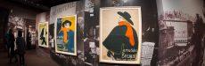 シャガール展 & パリ・グラフィック ロートレック展に行ってきた♪