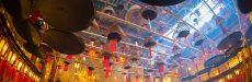 【香港・マカオ旅行記 その6】香港・寺院 黄大仙廟 文武廟 花文字