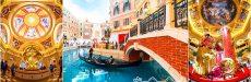 【香港・マカオ旅行記 その8】ホテル ザ・ベネチアン・マカオ The Venetian Macao 澳門威尼斯人渡假村酒店