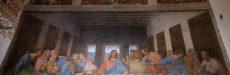 【イタリア旅行記 その4】レオナルド・ダ・ヴィンチ《最後の晩餐》