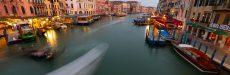 【イタリア旅行記 その6】ベネチア(その1) ゴンドラ遊覧&最古のカフェ・フローリアン