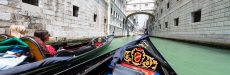 【イタリア旅行記 その7】ベネチア(その2) ヴェネツィアン・グラス&ため息橋