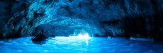 【イタリア旅行記 その13】青の洞窟 ナポリ・カプリ島