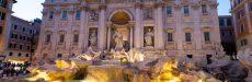 【イタリア旅行記 その12】ローマの休日 スペイン広場・トレビの泉・コロッセオ