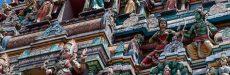 【マレーシア旅行記 その5】バトゥ洞窟&スリ・マハ・マリアマン寺院などの宗教施設
