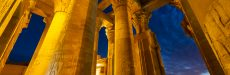【エジプト旅行記 その6】エジプトの神殿&葬祭殿