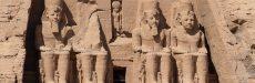 【エジプト旅行記 その7】アブ・シンベル神殿 ラムセス2世